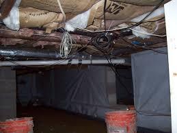 damp crawlspace repair solutions mississauga toronto