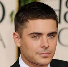 short hair style for round face men mens curly haircuts for round
