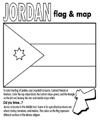 jordania clipart coloring page pencil and in color jordania