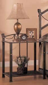 coaster fine furniture 300021q 300022 whittier iron bedroom set