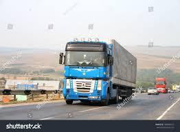 renault trucks magnum sim russia august 1 2010 cyan stock photo 180894512 shutterstock