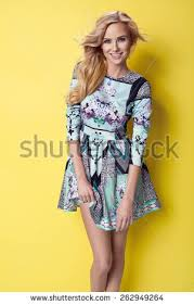 spring dress stock images royalty free images u0026 vectors