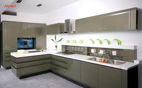 Contemporary Kitchen Cabinets Clean And Simple Contemporary Kitchen Cabinets Entrestl Decors
