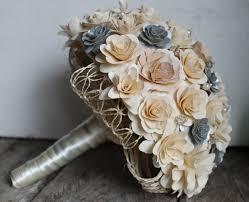 wood flowers my wooden flowers weddingbee