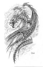 761 best dragon tattoo designs images on pinterest dragon tattoo