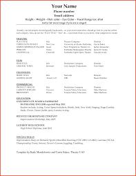 resume template sle 2017 ncaa resumes on microsoft word 14 sle resume templates hybrid