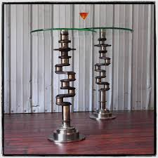 Martini Tables Pencil Holders Tables Aviation Art Airplane Furniture