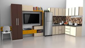 kitchen interior designs for small spaces buckeye restoration kitchen view most fantastic modern with tv