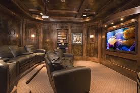 Home Cinema Decorating Ideas Home Cinema Decorating Ideas Stunning Finished Basement After