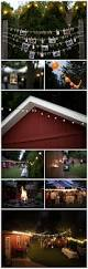 Backyard Party Lights by Best 25 Outside Party Lighting Ideas On Pinterest Solar Outside