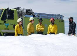 Wildfire Suppression Equipment by More Fuel More Moisture Wildland Fire Season Delayed Southern