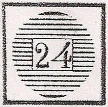 bureau de poste arlon oblitération à barres wikipédia