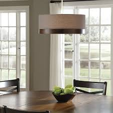 Dining Room Drum Light L For Dining Room With Dining Room Lighting Chandeliers