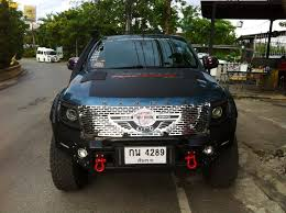 front grill ford ranger ford ranger custom front grill 14 siam auto parts