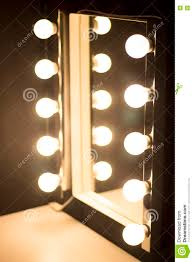 professional makeup lights studio makeup table mirror lights stock photo image 78074817