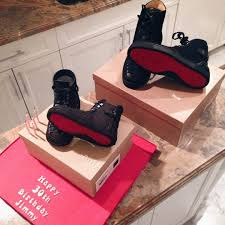 My Sister In Law Made A Louboutin Sneakers Cake Here It Is Next