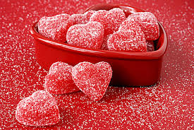 heart shaped candy heart shaped candy sweet background tianmi