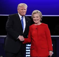 hillary clinton brands donald trump a during presidential