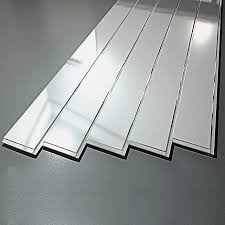 badezimmer paneele logoclic decoration paneele weiß hochglanz 2 600 mm x 202 mm x 10