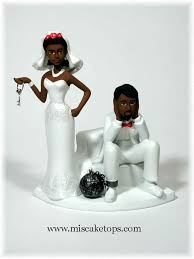 and chain cake topper exles of flesh skin tone changes wedding cake toppers