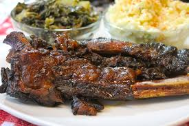 slow cooked barbecue beef back ribs recipe i heart recipes