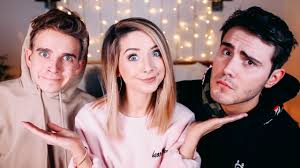 Brother Vs Brother Boyfriend Vs Brother Part 2 Zoella Youtube