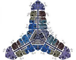 Floor Plan Of Burj Khalifa by Dubai Burj Khalifa Som Skidmore Owings U0026 Merrill Plans