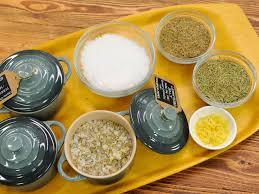 rosemary thyme salt condiments pinterest