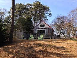 spring special beautiful waterfront homeaway south wellfleet