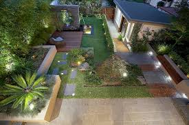 gorgeous contemporary landscape architecture photos of storage