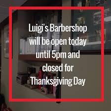 luigi s barber shop luigisbarbershp