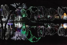 columbus zoo christmas lights wildlights at the columbus zoo and aquarium in columbus oh best