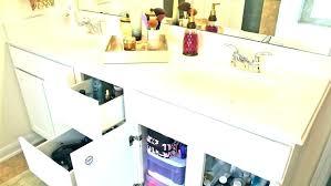 Unique Bathroom Vanities Ideas Vanity Organizer Ideas Filterstock