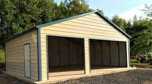 Pine Creek 12x24 Dutch Garage by Sheds In Jeannette Pa Pine Creek Structures