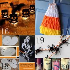 halloween decorations made at home cheap diy halloween decorations the gracious wife