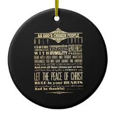 scripture ornaments keepsake ornaments zazzle