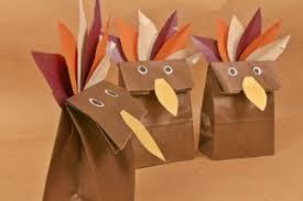 thanksgiving turkey goodie bags favecrafts