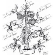 tree on bonsai tree tattoos bonsai and