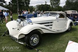 mercedes 500k picture of 1935 mercedes 500k special roadster by prahl