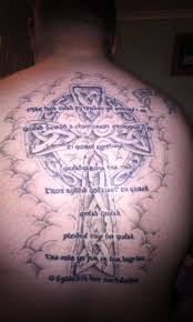 25 cool tribal cross tattoos slodive