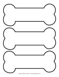 dog templates printable click here to download paw shaped