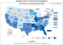 Nba Divisions Map Revealed Psg Become The Best Paid Team In Global Sport Ahead Of