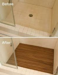 tile ideas for downstairs shower stall for the home check out this shower makeover using discounted travertine stone