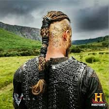 ragnar lothbrok hair ragnar s head tattoo and hair for my sketch vikings