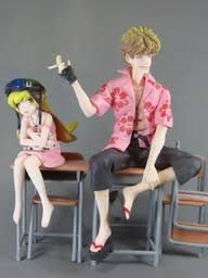 Oshino Meme - bakemonogatari oshino meme oshino shinobu 1 12 mokei koubou