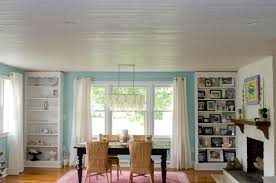 ceiling planks 25 best ideas about wood plank ceiling on