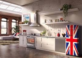 küche retro retro kühlschrank bilder ideen couchstyle