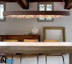 Ceiling  Modern Crystal Led Chandelier Ceiling Lights Pendant - Modern ceiling lights for dining room