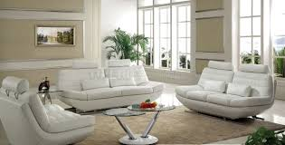 Modern Italian Leather Sofa Gallery Modern Italian Leather Furniture Expansive Concrete Area