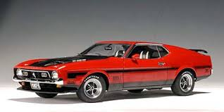 64 1 2 mustang fastback 1971 mustang mach 1 fastback diecast model legacy motors